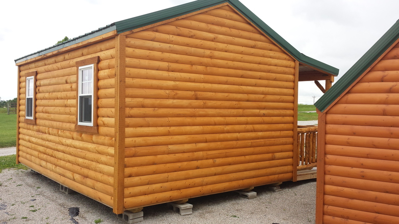 Wildcat Barns Rent to Own Sheds, Barns, Log Cabins, Carports