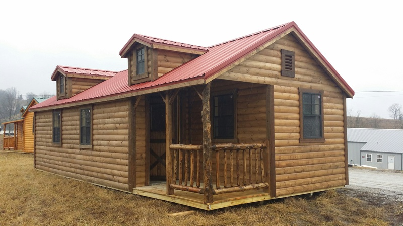 Wildcat Barns Rent to Own Sheds, Barns, Log Cabins ...