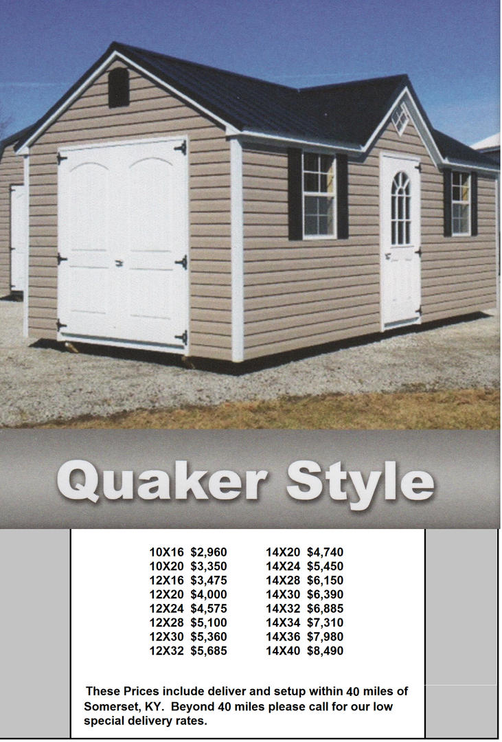 wildcat barns rent to own sheds barns log cabins carports wildcat barn s vinyl sheds have the looks and features to be a great addition to your backyard many sizes and styles are available to suit your individual
